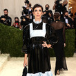 Rebecca Hall The 2021 Met Gala Celebrating In America: A Lexicon Of Fashion - Arrivals