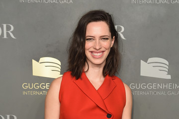 Rebecca Hall 2017 Guggenheim International Pre-Party Made Possible by Dior