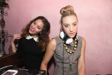 DJ Mia Rebecca Minkoff After Party Hosted By POM Wonderful