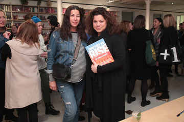 Rebecca Minkoff The Women's March Organizers And Conde Nast Celebrate The Launch Of Book, 'Together We Rise'