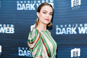 Rebecca Rittenhouse Premiere Of Blumhouse Productions And Universal Pictures' 'Unfriended: Dark Web' - Red Carpet