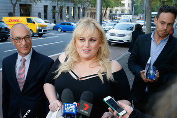 Rebel Wilson Rebel Wilson And Bauer Media Return To Court Over Defamation Payout