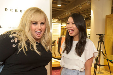 Rebel Wilson Rebel Wilson Launches REBEL WILSON X ANGELS Collection at Nordstrom in Seattle