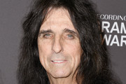 Alice Cooper attends The Recording Academy And Clive Davis' 2019 Pre-GRAMMY Gala at The Beverly Hilton Hotel on February 9, 2019 in Beverly Hills, California.