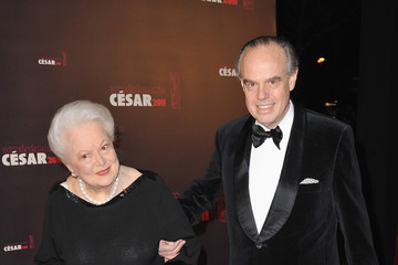 Olivia de Havilland Red Carpet Arrivals - Cesar Film Awards 2011