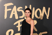 Isabeli Fontana attends Fashion For Relief London 2019 at The British Museum on September 14, 2019 in London, England.