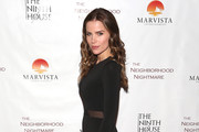 """Actress Sofia Mattsson attends the Red Carpet Screening of MarVista Entertainments """"The Neighborhood Nightmare"""" with The Ninth House on February 25, 2018 in Sherman Oaks, California."""