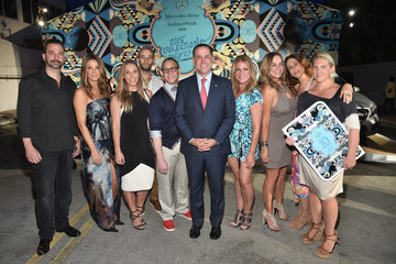 Red Carter Mercedes-Benz Fashion Week Swim Official Coverage