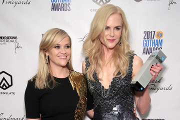 Reese Witherspoon IFP's 27th Annual Gotham Independent Film Awards - Backstage