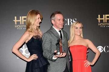 Reese Witherspoon Jean-Marc Vallee 18th Annual Hollywood Film Awards - Press Room