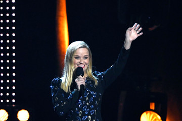 Reese Witherspoon MusiCares Person Of The Year Honoring Dolly Parton – Inside