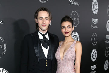 Reeve Carney The Art of Elysium Presents John Legend's 'HEAVEN' - Celebrating the 11th Anniversary - Red Carpet