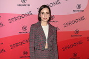 Zoe Lister-Jones attends Refinery29's 29Rooms Los Angeles 2018: Expand Your Reality at The Reef on December 04, 2018 in Los Angeles, California.