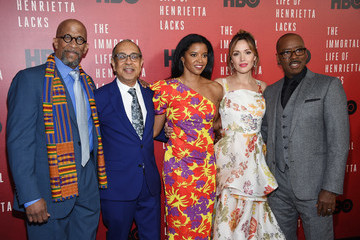 Reg E. Cathey 'The Immortal Life of Henrietta Lacks' New York Premiere - Arrivals