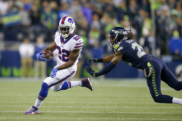 Reggie Bush Buffalo Bills v Seattle Seahawks