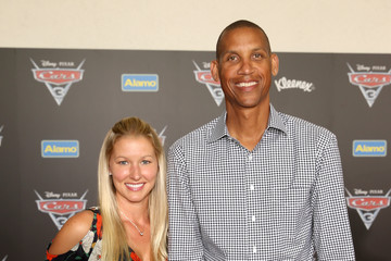 Reggie Miller The World Premiere of Disney/Pixar's 'Cars 3'