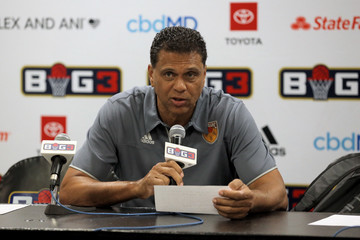 Reggie Theus BIG3 - Week Seven - Chicago