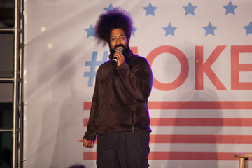"Reggie Watts NextGen Climate and Funny Or Die's ""Jokes For Votes"" Tour - UC Berkeley"