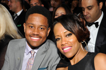 Regina King 45th NAACP Image Awards Presented By TV One - Backstage And Audience