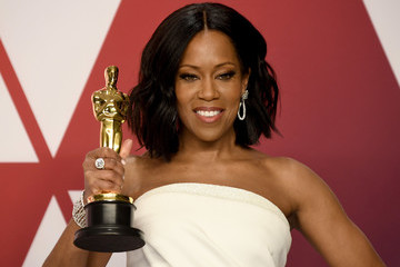 Regina King 91st Annual Academy Awards - Press Room