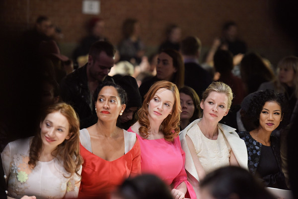 Honor - Front Row - Mercedes-Benz Fashion Week Fall 2015