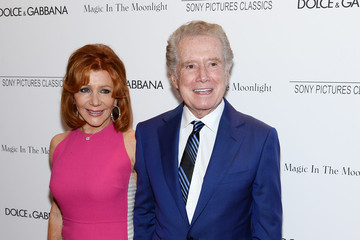 Regis Philbin 'Magic in the Moonlight' Premieres in NYC