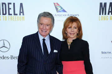 Regis Philbin 'Mandela: Long Walk to Freedom' Premiere — Part 4