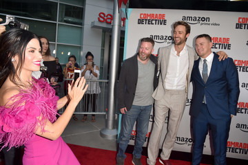 Reid Carolin Premiere Of Amazon's 'Comrade Detective' - Arrivals