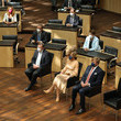 Reiner Haseloff King Willem-Alexander Of The Netherlands And Queen Maxima Visit Berlin - Day Two