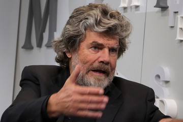 Reinhold Messner Frankfurt Book Fair
