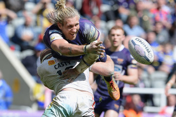 Remi Casty Catalans Dragons v Huddersfield Giants - Magic Weekend