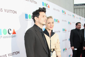 Rene Navarrette MOCA's 35th Anniversary Gala Presented By Louis Vuitton At The Geffen Contemporary At MOCA - Red Carpet