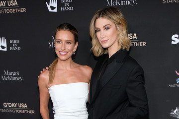 Renee Bargh G'Day USA 2020 - Arrivals