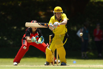 Renee Chappell WNCL - Fury v Scorpions