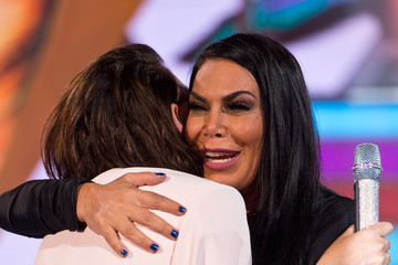 Renee Graziano Celebrity Big Brother - Launch Night
