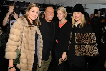 Renee Rockefeller Michael Kors - Backstage - Fall 2013 Mercedes-Benz Fashion Week