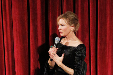 Renee Zellweger The Academy Of Motion Picture Arts And Sciences Hosts Screening Of 'JUDY'