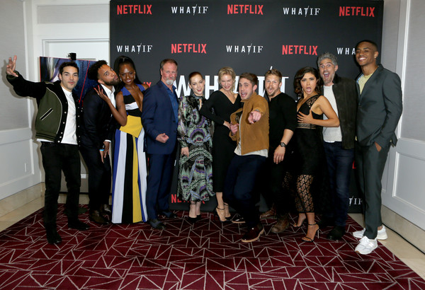 Premiere Of Netflix's 'What/If'