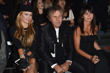 Renzo Rosso Front Row at Dsquared2