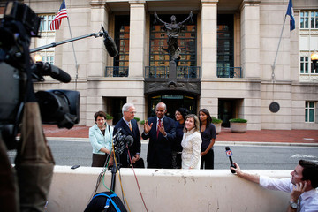 William Jefferson Rep. William Jefferson Found Guilty Of 11 Of 16 Counts In Bribery Trial