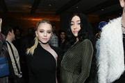 (L-R) Sydney Sweeney and Noah Cyrus attend Republic Records Grammy After Party at 1 Hotel West Hollywood on January 26, 2020 in West Hollywood, California.