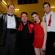 Michael Rodrigues Rescued Chilean Miner Edison Pena Appears At 'Viva ELVIS' By Cirque Du Soleil