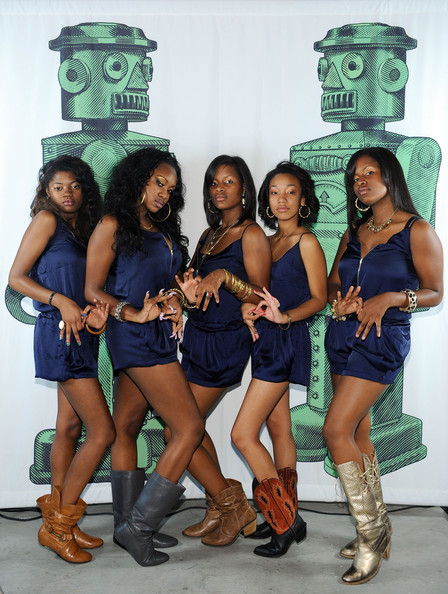 """Pink Dollaz At Kia Presents """"The Soul Collective"""""""