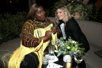 Retta Entertainment Weekly Celebrates Screen Actors Guild Award Nominees at Chateau Marmont - Inside