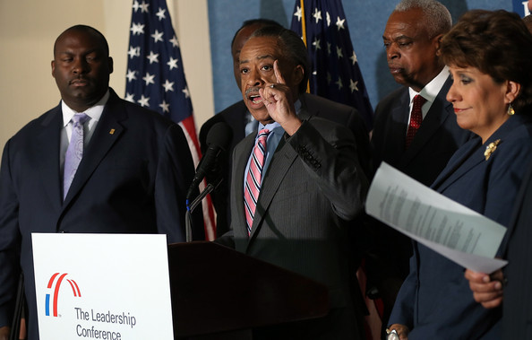 Civil Rights Leaders Denounce Attempt To Hold Attorney Gen. Holder In Contempt Of Congress