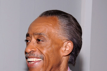 Rev. Al Sharpton Argyleculture By Russell Simmons - Front Row - Mercedes-Benz Fashion Week Spring 2015