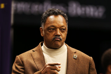 Rev. Jesse Jackson Super Bowl XLVII - Baltimore Ravens v San Francisco 49ers