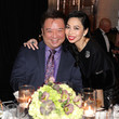 Rex Lee Crustacean Beverly Hills Hosts 'An Iconic Affair' In Celebration Of Its 20th Anniversary & Grand Reopening