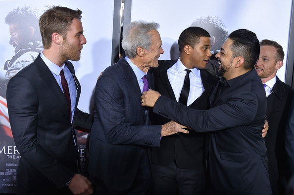Rey Gallegos Photos Photos - 'American Sniper' Premieres in NYC