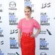 Rhea Seehorn 2020 Film Independent Spirit Awards  - Arrivals